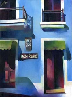 Don Pablo, Old San Juan