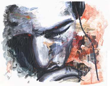 Hip-Hop (collage)