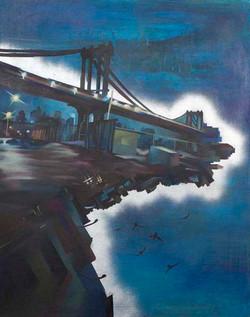 Bridge & Blackout (Hurricane Sandy)