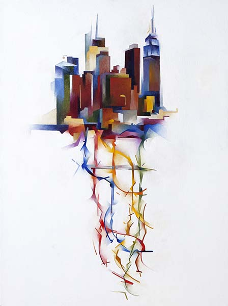 City Roots/Traffic Veins/Downtown