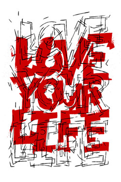 Love Your Life (design)
