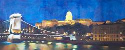 Buda Castle & Chain Bridge, Budapest