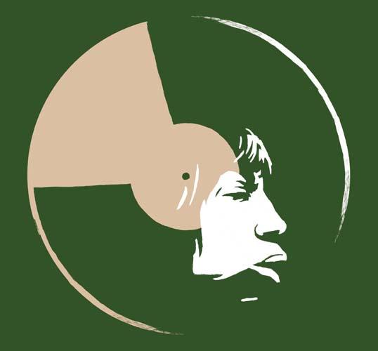 Nina Simone (on green)