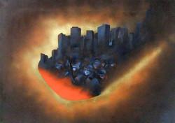 Lower Manhattan Meteorite