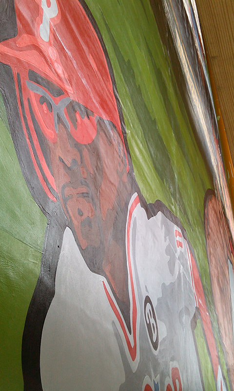 Mural Arts / Phillies Mural 2015