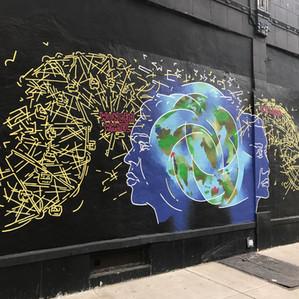 City Murals + Street Art