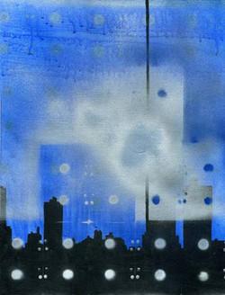 Blue Smoke + Humidity