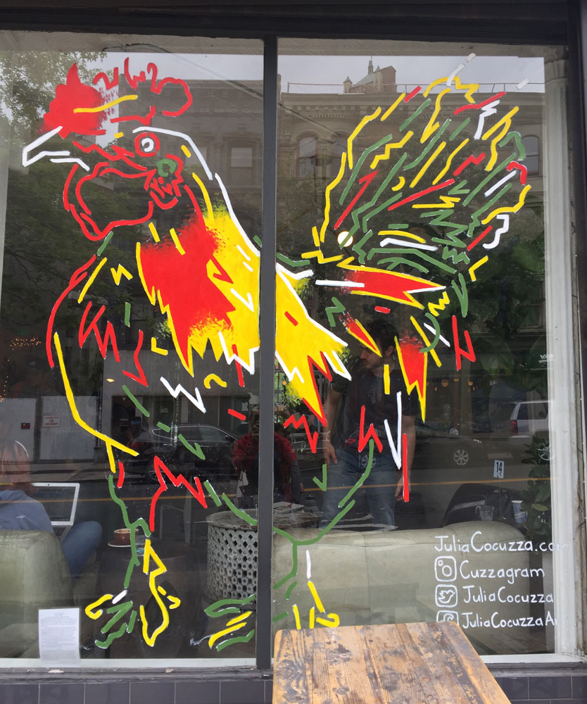 """""""Year of the Rooster"""""""