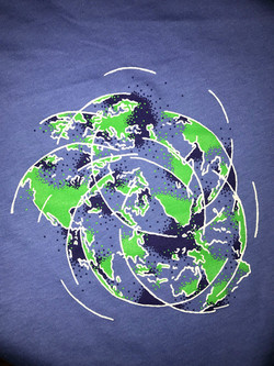 All of Us at Once / Planet Earth 2020 (tshirt)