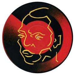 Head of Fela (on wax)