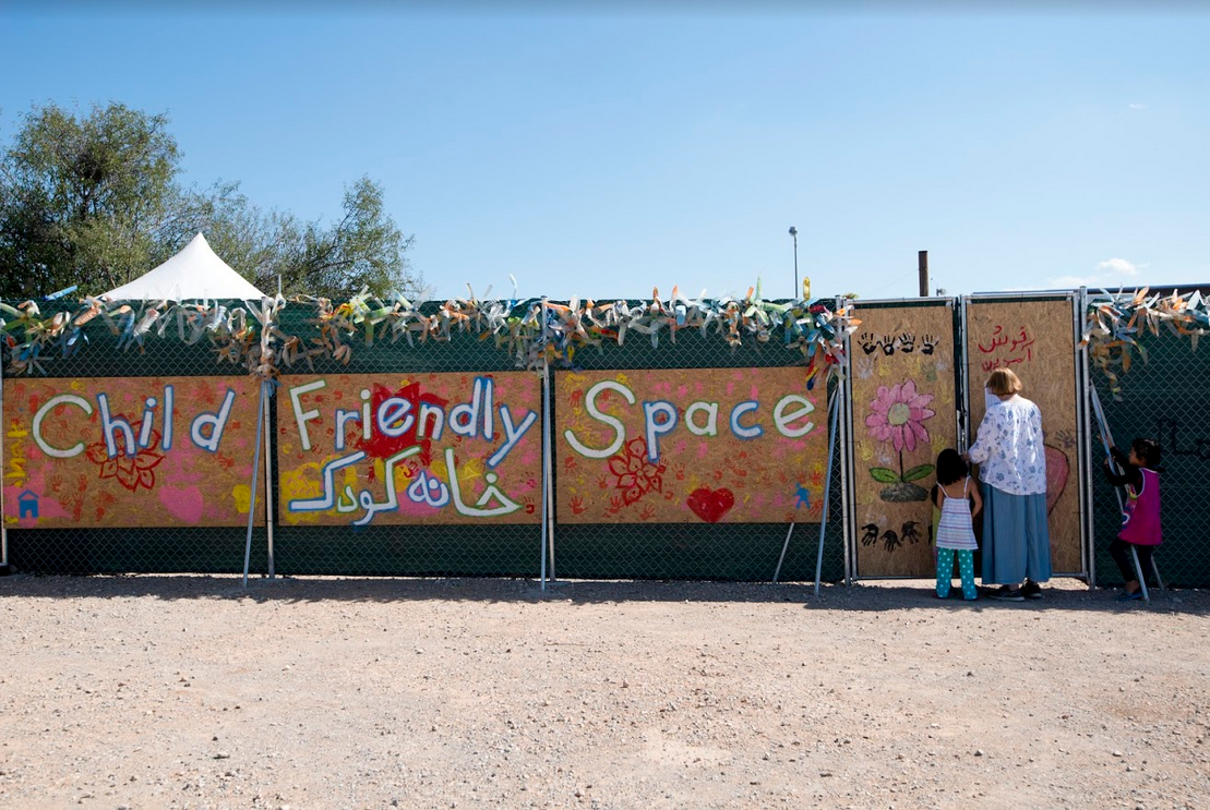 Child Friendly Space
