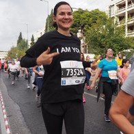 I AM YOU in the Athens marathon