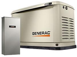 Generac Home Genrator