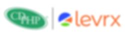 CDPHP & Levrx logos together