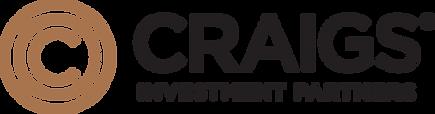 Craigs Investment Partners-Gold-Logo_Bla