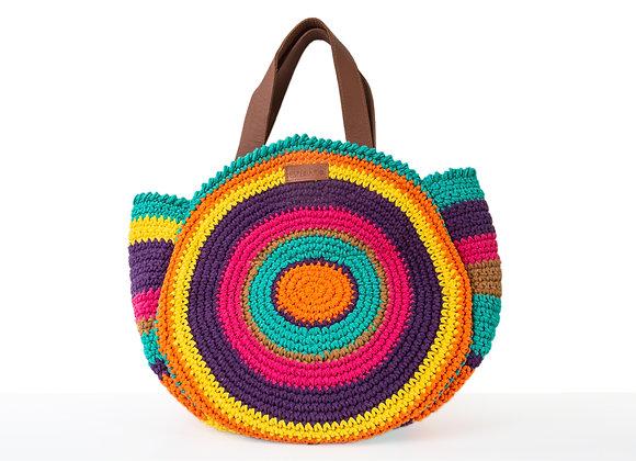 Bolsa colorida - Queridinha da Especiário