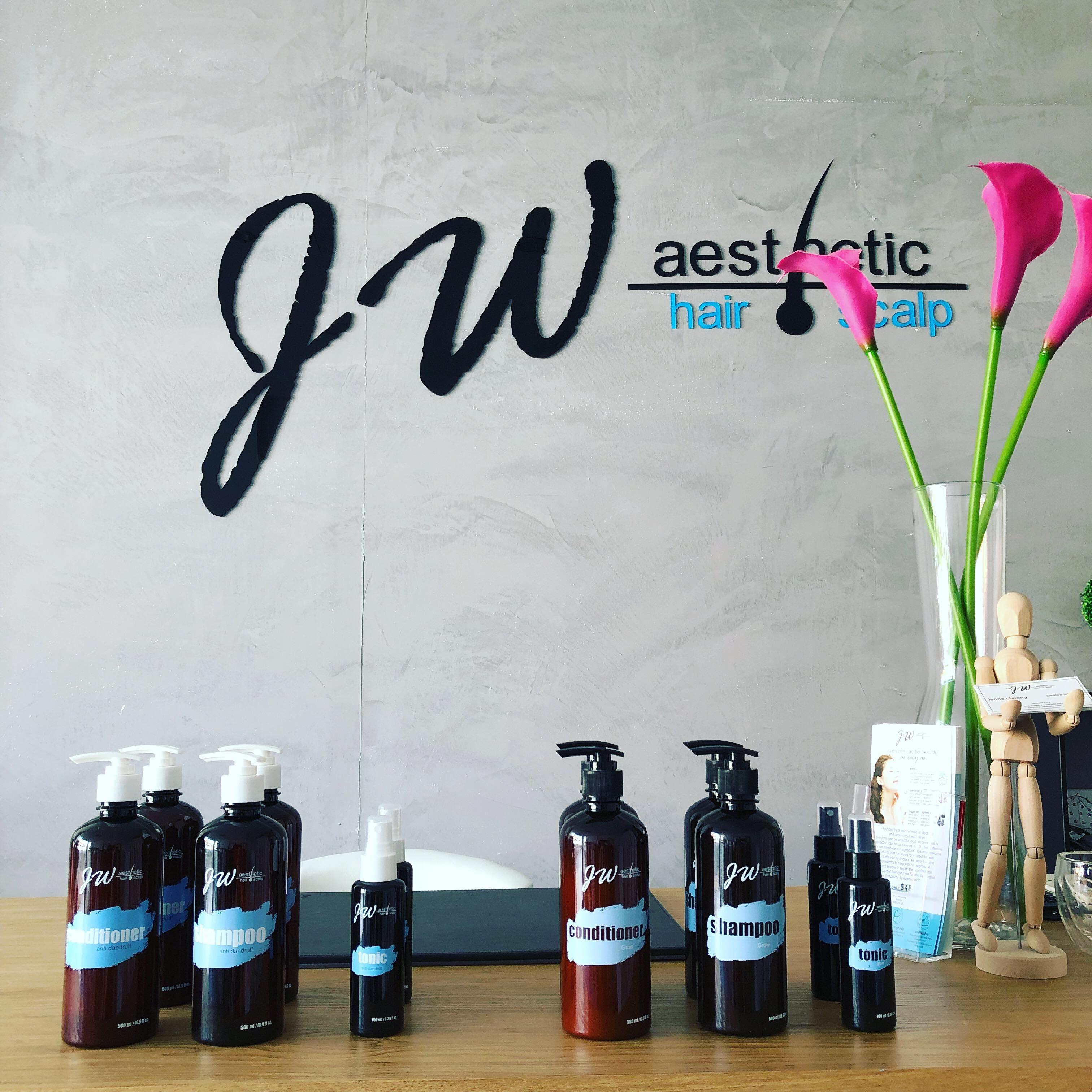 JW Haircare
