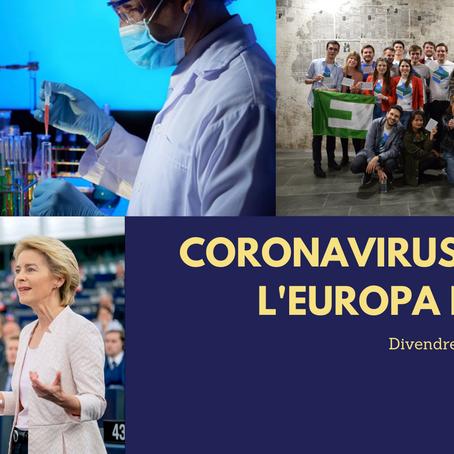 Coronavirus des·de l'Europa federal