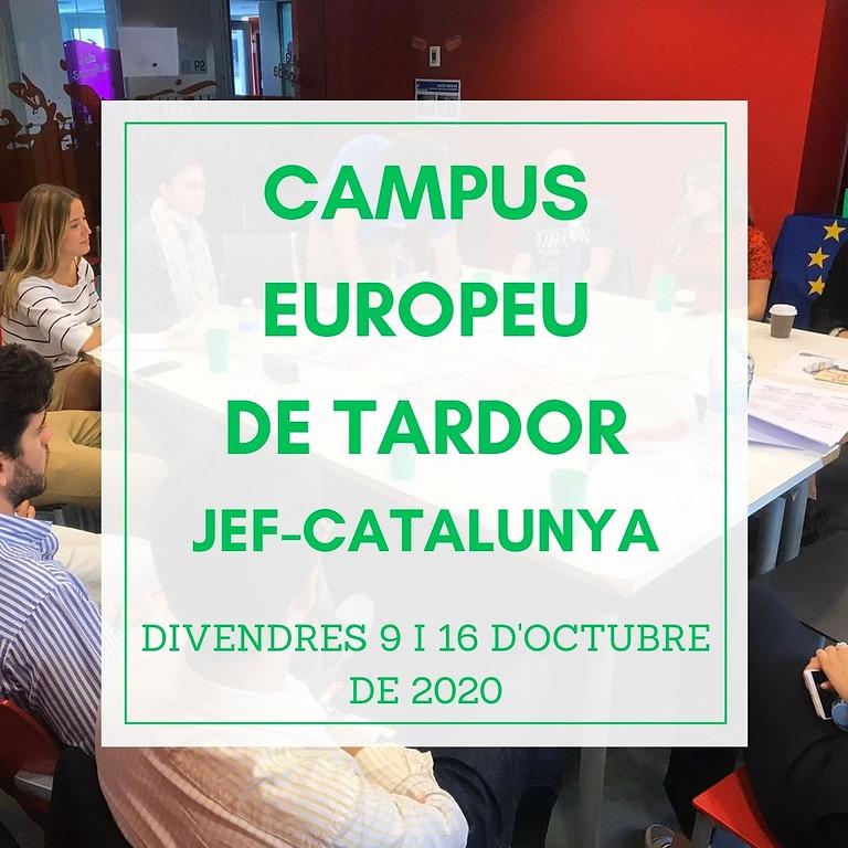 Campus Europeu de Tardor