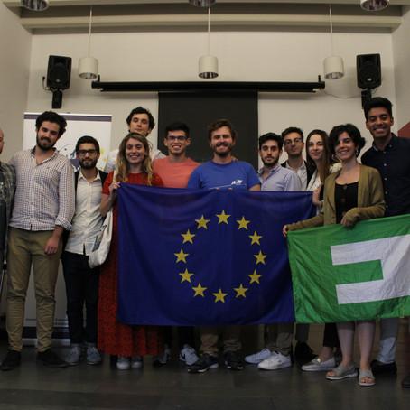 Primera Edició del Campus Europeu
