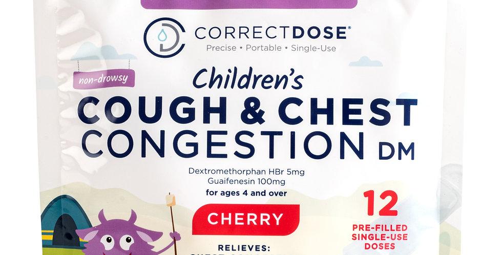 Children's Cough & Chest Congestion DM