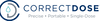 Correct Dose logo