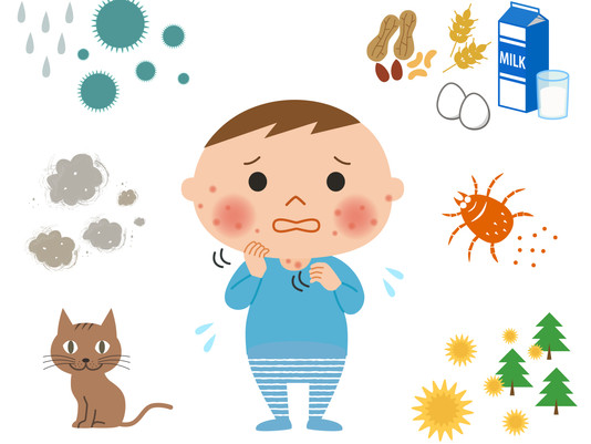 Allergy Season is upon us, but are my child's symptoms allergies or a cold?