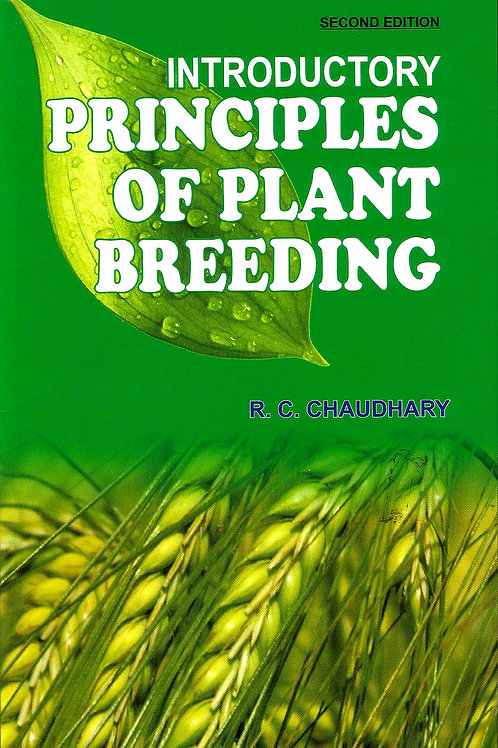 Introductory Principles of Plant Breeding