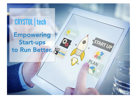Now, startups can get the benefits of an integrated business management solution.