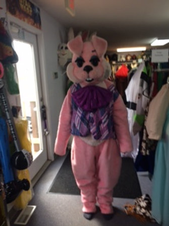 Pink Bunny Easter Bunny