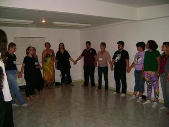 Curso- Dançando os Chakras
