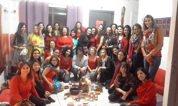 Benção Mundial de Útero e Menstrual Monday