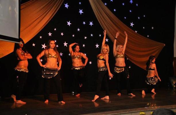 Dança do Ventre Iniciante - SBC- SP