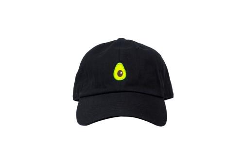 Avocado Dad Hat (Black) 2e1e322a204