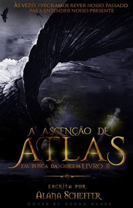 Em Busca da Origem - A Ascensão de Atlas |EM BREVE|