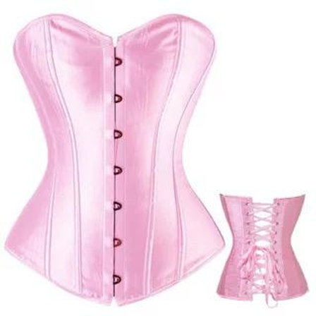Pink croset