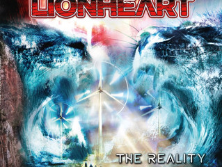 New Lionheart Release - The Reality Of Miracles