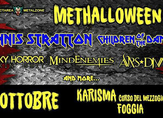 Off to Italy for Methalloween ll