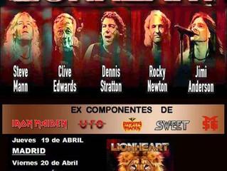 Madrid - Showtime.