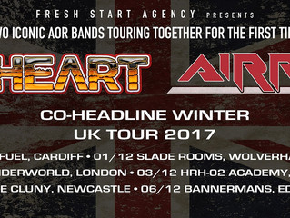 Lionheart -The Cluny 5th December
