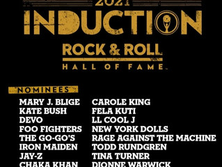 Rock & Roll Hall Of Fame.