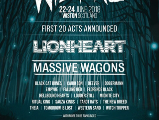 Wildfire Festival Cancelled.