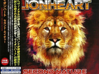 Best 'Comeback album' 2017, #1 : LIONHEART - Second Nature [Japanese Edition+ 1] (2017)