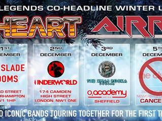 Tour Dates Postponed