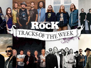 Classic Rock - Tracks Of The Week.