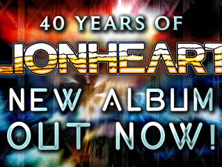 40 YEARS OF LIONHEART
