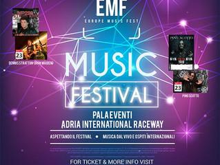 Europe Music Fest.