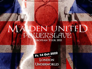 Maiden United- Postponed Shows.