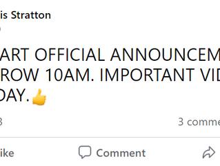 Tomorrow 10.00 A.M.