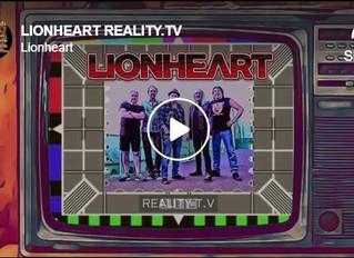Lionheart Comic Strip.